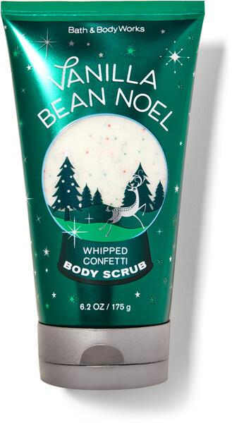 Vanilla Bean Noel Whipped Confetti Body Scrub