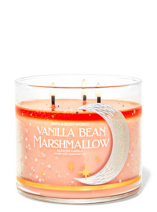 Vanilla Bean Marshmallow 3-Wick Candle