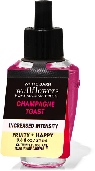 Champagne Toast Increased Intensity Wallflowers Fragrance Refill