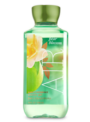 Signature Collection Pear Blossom Air Shower Gel - Bath And Body Works