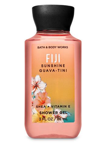 Fiji Sunshine Guava-Tini Travel Size Shower Gel - Bath And Body Works