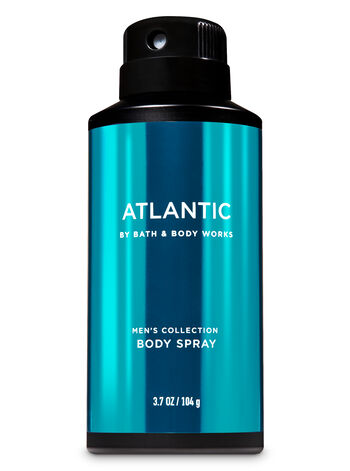 Atlantic Deodorizing Body Spray - Bath And Body Works