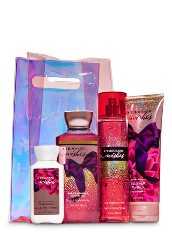 A Thousand Wishes Iridescent Bag Gift Set