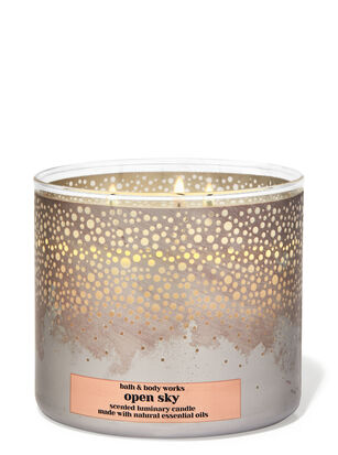 Open Sky 3-Wick Candle