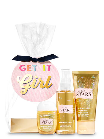 In the Stars Get It Girl Mini Gift Set - Bath And Body Works
