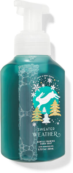 Sweater Weather Gentle Foaming Hand Soap
