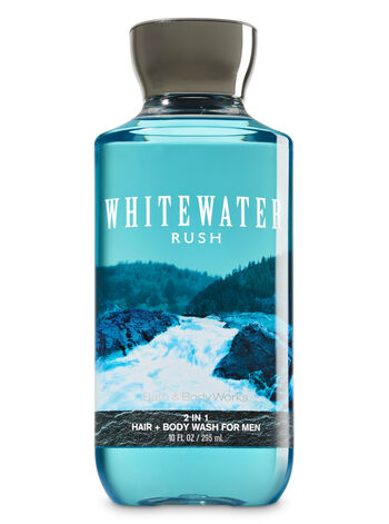 Signature Collection Whitewater Rush 2-in-1 Hair + Body Wash - Bath And Body Works