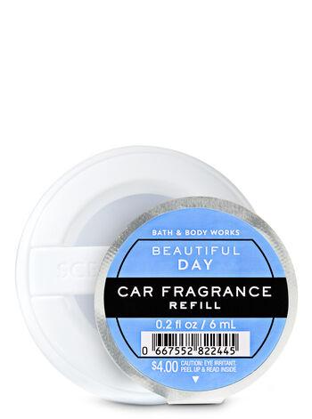 Beautiful Day Car Fragrance Refill - Bath And Body Works