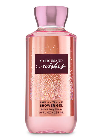 A Thousand Wishes Shower Gel - Bath And Body Works