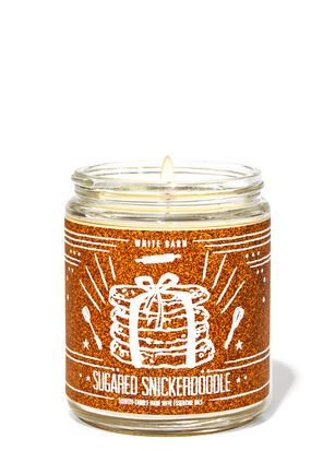 Sugared Snickerdoodle Single Wick Candle