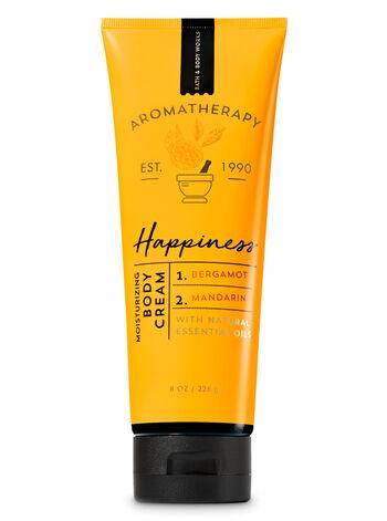 Aromatherapy Happiness - Bergamot & Mandarin Body Cream - Bath And Body Works