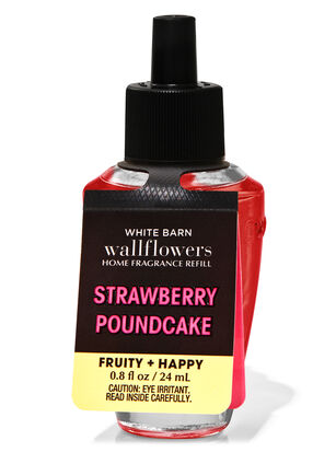 Strawberry Pound Cake Wallflowers Fragrance Refill
