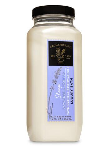 Aromatherapy Lavender Vanilla Bubble Bath - Bath And Body Works