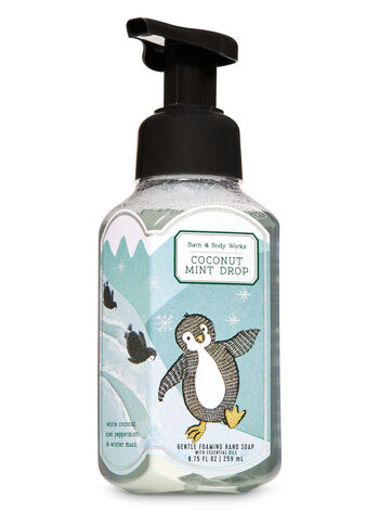 Coconut Mint Drop Gentle Foaming Hand Soap - Bath And Body Works