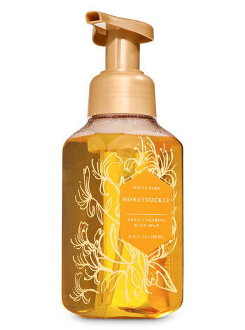 Honeysuckle Gentle Foaming Hand Soap - Bath And Body Works