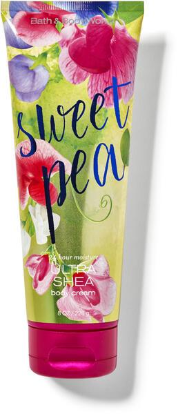 Sweet Pea Ultra Shea Body Cream