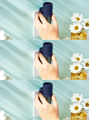 Navy Adjustable Wallflowers Scent Control™ Plug