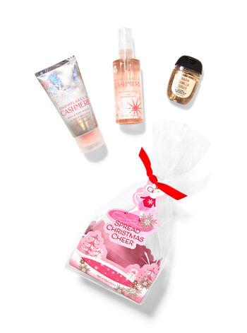 Snowflakes & Cashmere Mini Gift Set