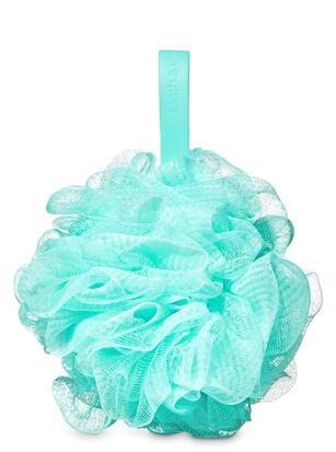 Turquoise Loofah
