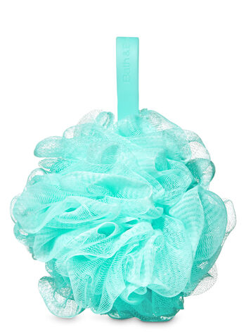 Turquoise Loofah - Bath And Body Works