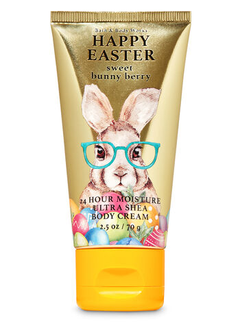 Sweet Bunny Berry Travel Size Body Cream - Bath And Body Works