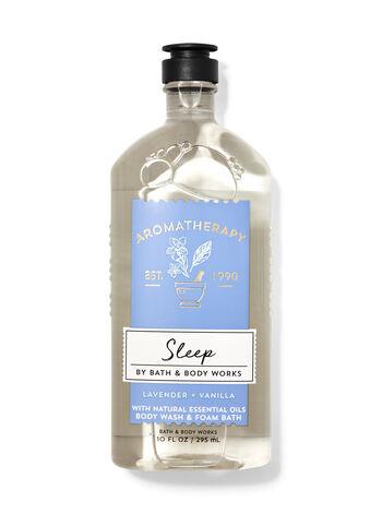 Lavender Vanilla Body Wash & Foam Bath