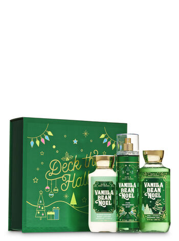 Vanilla Bean Noel Gift Box Set