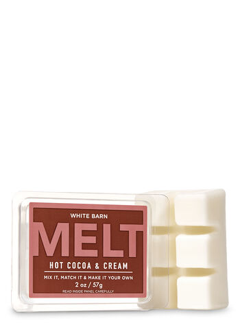 Hot Cocoa & Cream Fragrance Melt - Bath And Body Works