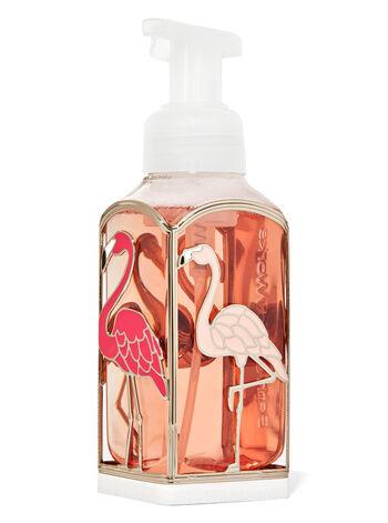 Flamingos Gentle Foaming Soap Holder