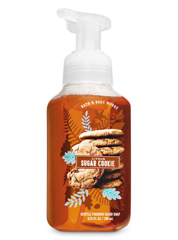 Citrus Sugar Cookie Gentle Foaming Hand Soap - Bath And Body Works