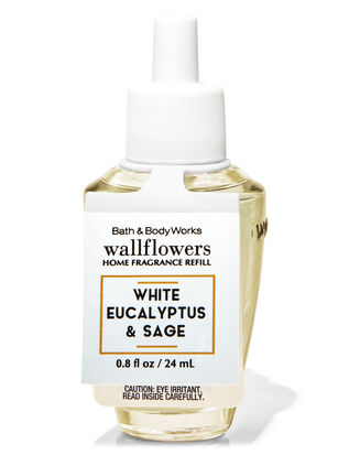 White Eucalyptus & Sage Wallflowers Fragrance Refill