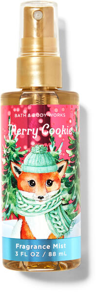 Merry Cookie Travel Size Fine Fragrance Mist