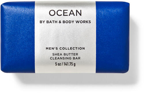 Ocean Shea Butter Cleansing Bar
