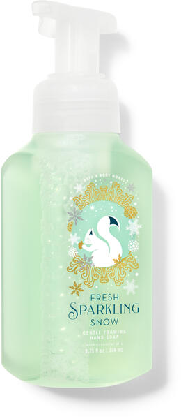 Fresh Sparkling Snow Gentle Foaming Hand Soap