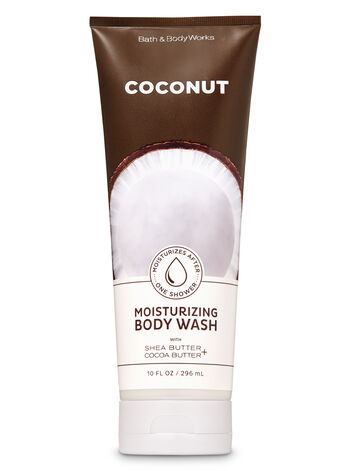 Coconut Moisturizing Body Wash - Bath And Body Works