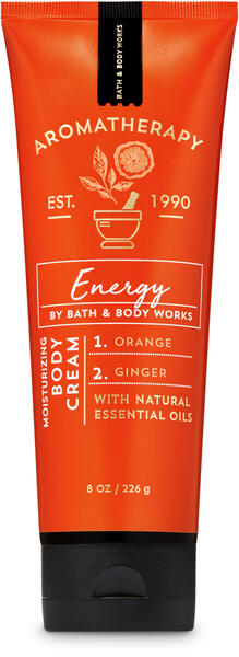 Orange Ginger Body Cream