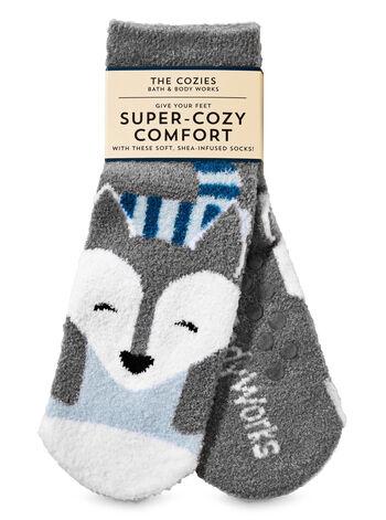 Husky Shea-Infused Socks - Bath And Body Works