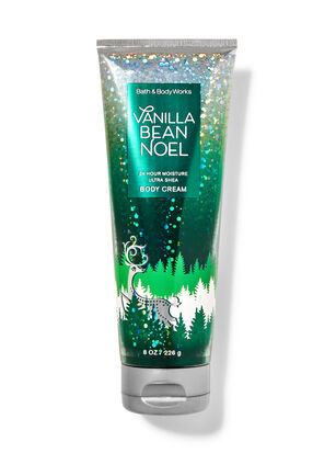 Vanilla Bean Noel Ultra Shea Body Cream