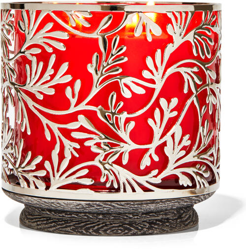 Flowing Vines 3-Wick Candle Holder