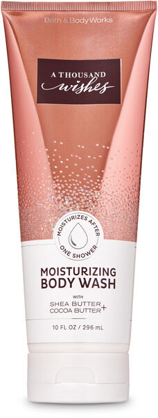 A Thousand Wishes Moisturizing Body Wash