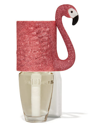 Glitter Flamingo Wallflowers Fragrance Plug
