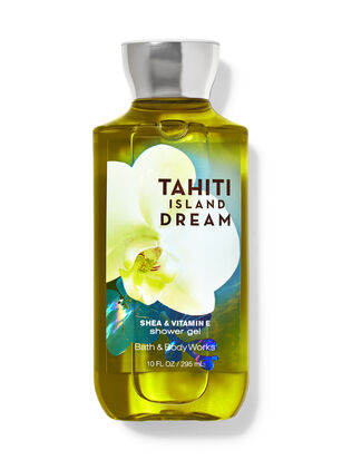 Tahiti Island Dream Shower Gel