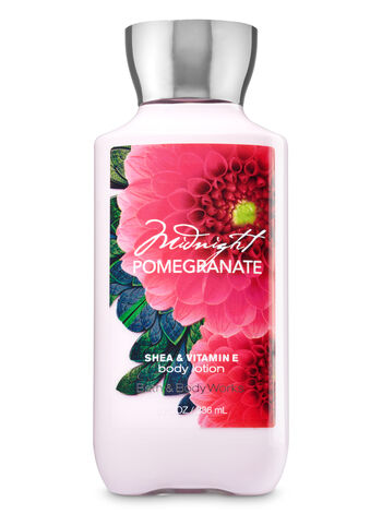 Signature Collection Midnight Pomegranate Body Lotion - Bath And Body Works