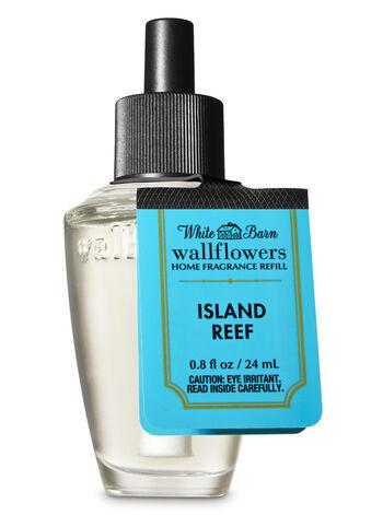 White Barn Island Reef Wallflowers Fragrance Refill - Bath And Body Works