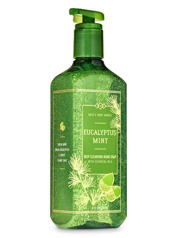 Eucalyptus Mint Deep Cleansing Hand Soap