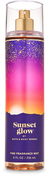 Sunset Glow Fine Fragrance Mist