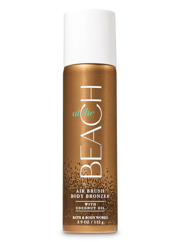 Signature Collection At the Beach Air Brush Body Bronzer - Bath And Body Works
