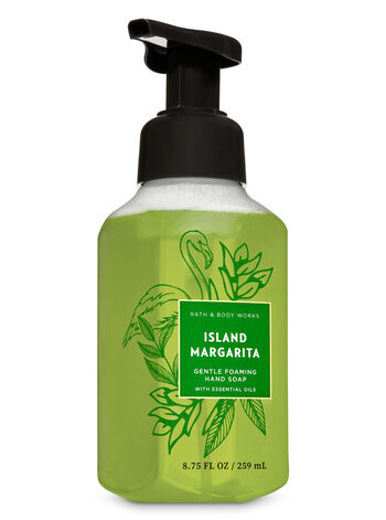 Island Margarita Gentle Foaming Hand Soap - Bath And Body Works