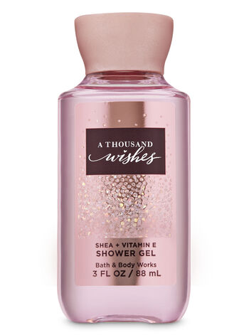 A Thousand Wishes Travel Size Shower Gel