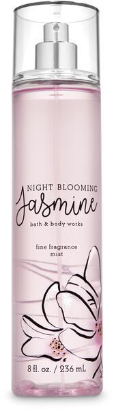 Night Blooming Jasmine Fine Fragrance Mist